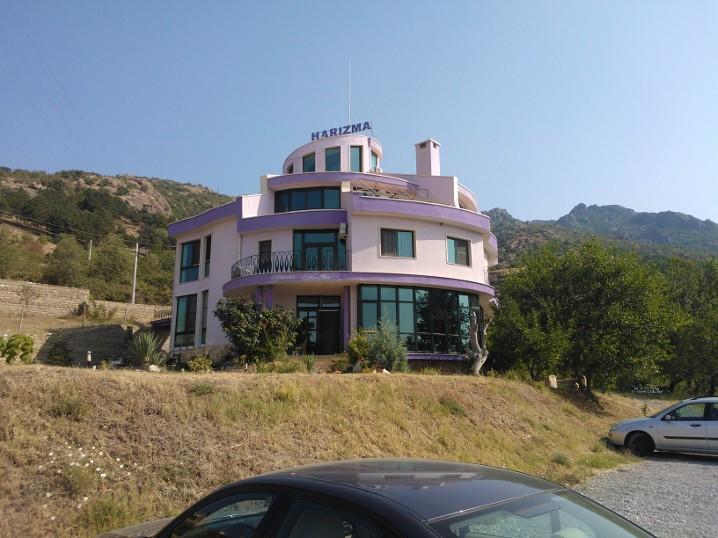 15-08-2013-Design guest house Harizma