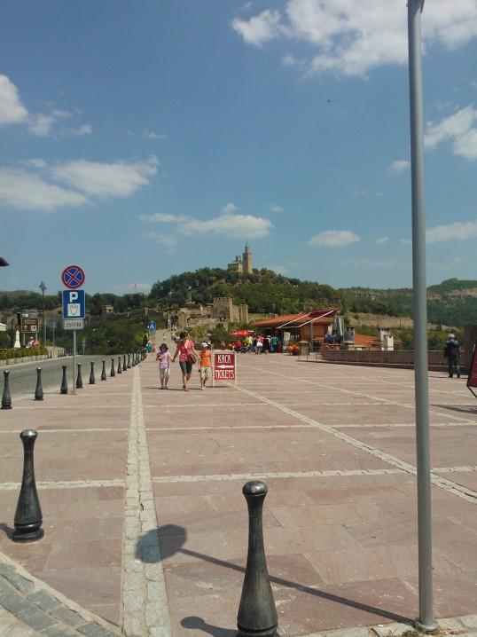 Veliko Tarnovo – og jagten på Tsarevets fæstning.
