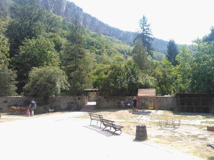 Dryanovoklosteret