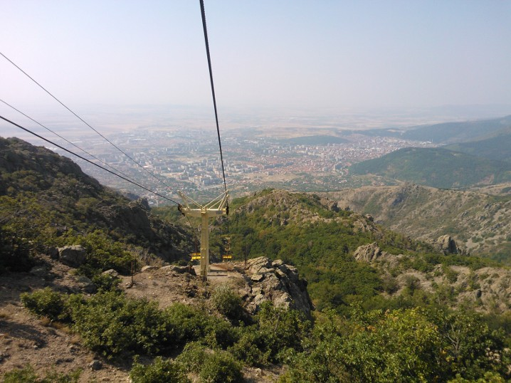 Sliven – Blue Mountain Chair Lift
