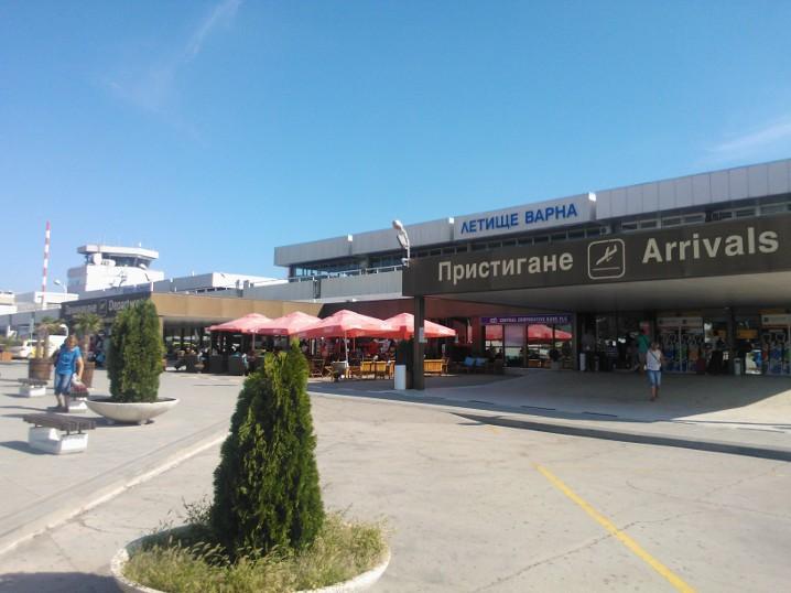 Varna Airport 2013