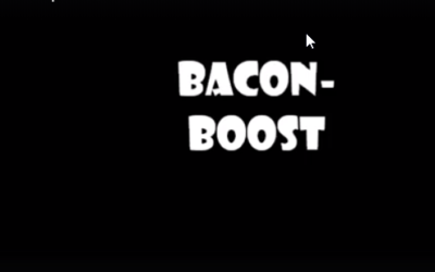 Bacon-boost