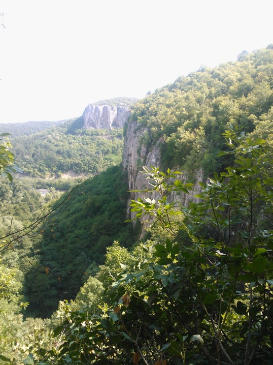 Vandretur ved Bacho Kiro grotterne
