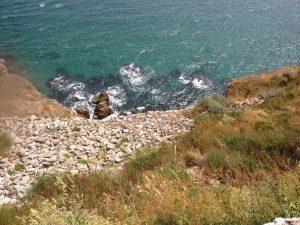 Cape Kaliakra Bulgarien
