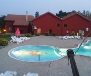 Poolen ved hotel Wild Duck
